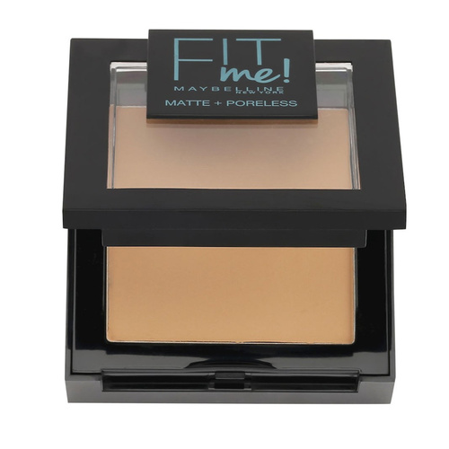 Maybelline Fit Me Matte And Poreless Powder Natural Beige 220 9g