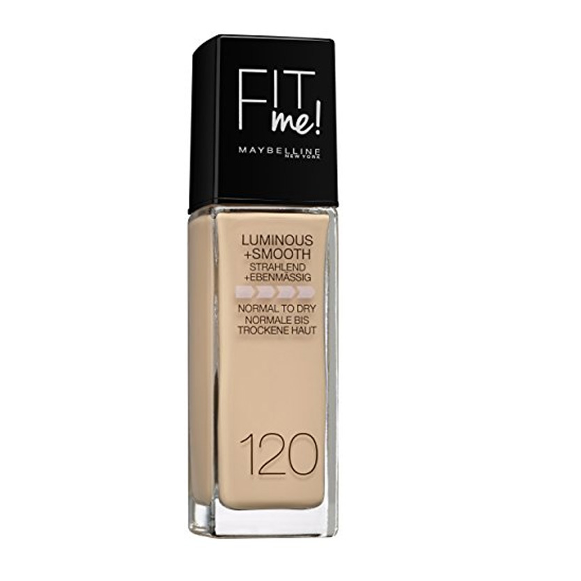 Maybelline Fit Me Luminous And Smooth Foundation 30 ml