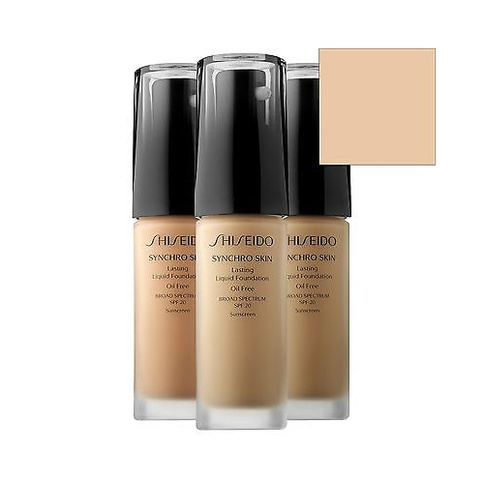 Shiseido Syncro Skin Foundation 30 ml