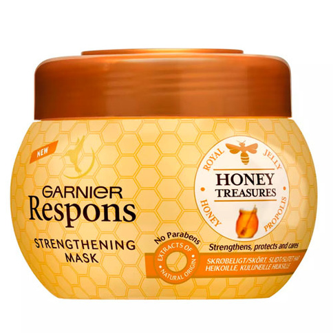 Garnier Respons Honey Treasures Mask 300 ml