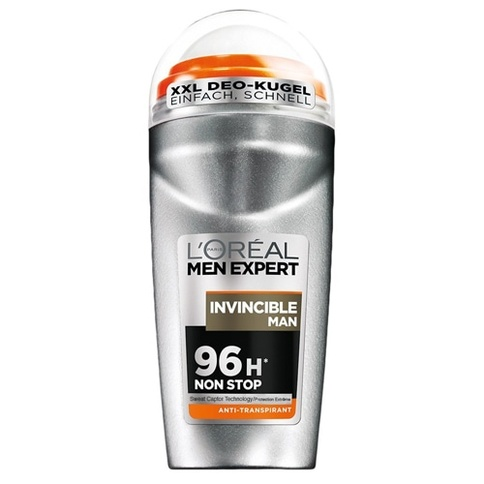 L'Oreal Men Expert Deo 96h Invicible roll-on 50 ml
