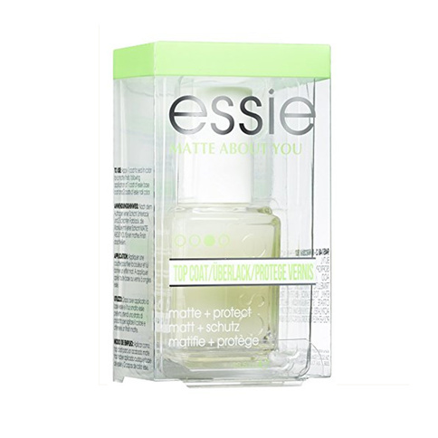 essie nail care top 13.5 ml matte about you