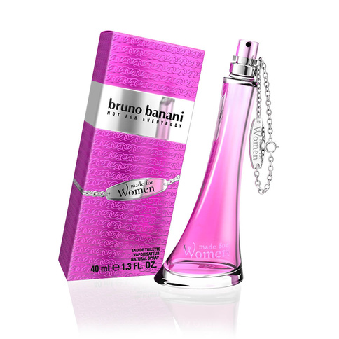 Bruno Banani Made For Women EdT 40 ml Spray
