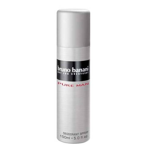 Bruno Banani Pure Man Deo Spray 150 ml