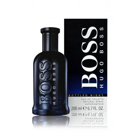 Hugo Boss Bottled Night EdT 200 ml