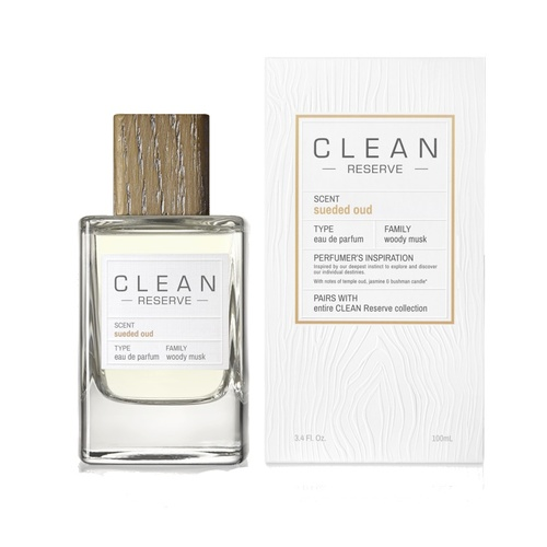 Clean Reserve Sueded Oud EdP 100 ml