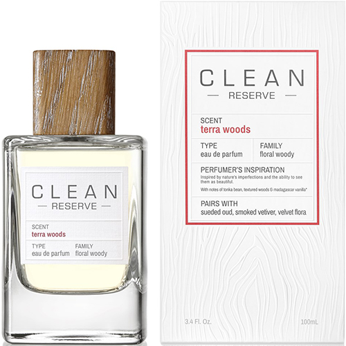 Clean Reserve Terra Woods EdP 100 ml