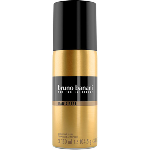 Bruno Banani Man´s Best Deo Spray 150 ml