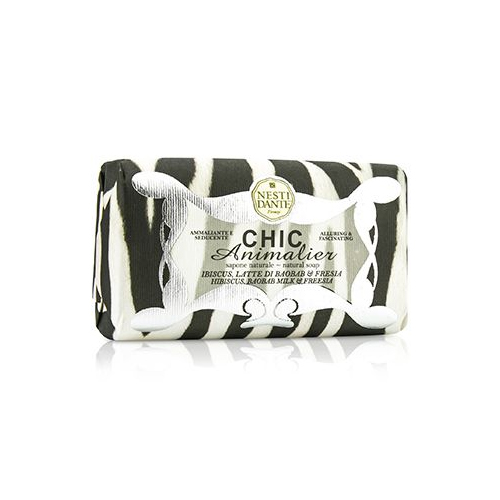 Nesti Dante Chic Animalier White (Tiger) 250 g