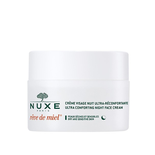 Nuxe Rêve de Miel Honey Face Cream Night 50 ml