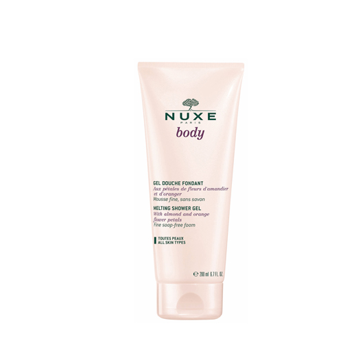 Nuxe Body Fondant Shower Gel 200 ml