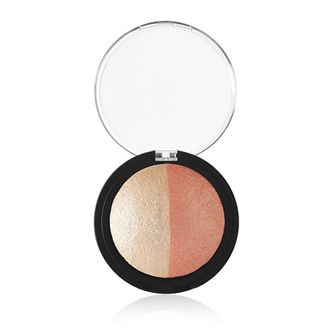 ELF Baked Highlighter & Blush Rose Gold 5.2g