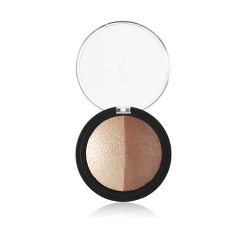 ELF Baked Highlighter & Brozner Bronzed Glow 5.2g