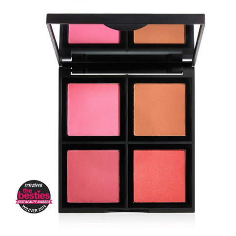ELF Studio Powder Blush Palette 4g
