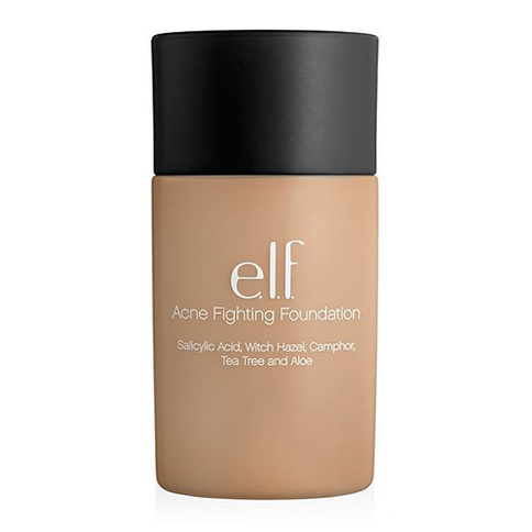 Elf Acne Fighting Foundation Buff