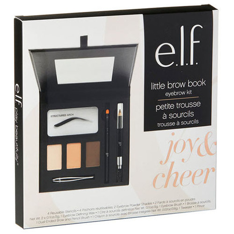 ELF Joy & Cheer Little Brow Book Eyebrow Giftset