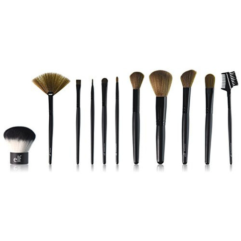 ELF Joy & Cheer Luxe Brush Makeup Collection Giftset