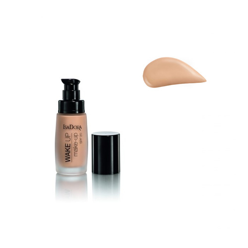 Isadora Wake-Up Make-Up 30 ml 04 Warm Beige
