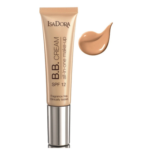 Isadora Bb Cream 35 ml 12 Classic Beige