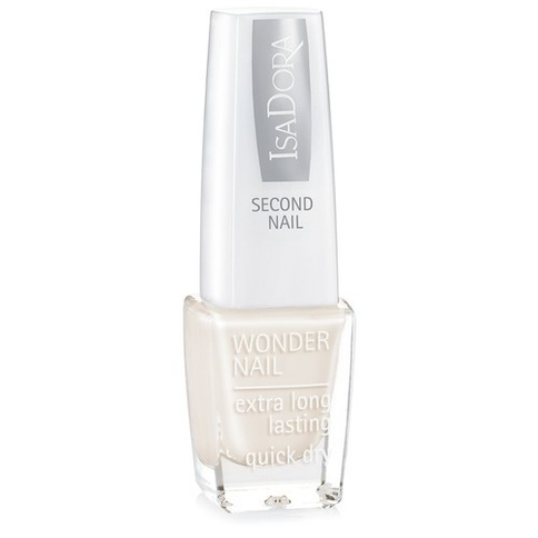 ISADORA NAIL CARE 606 SECOND NAIL NUDE