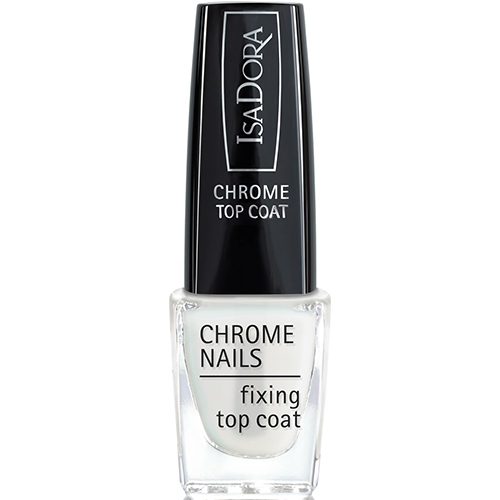 Isadora Chrome Nails Special Effect 90 Fix Topcoat