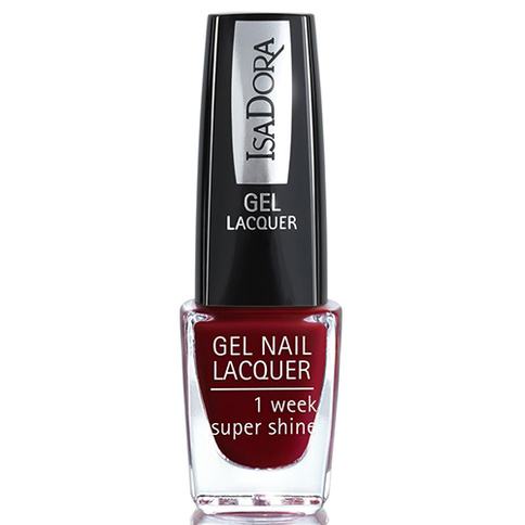 Isadora Gel Nail Lacquer 6 ml 264 Rebel Red