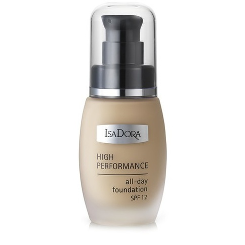 IsaDora High Performance All Day Foundation 30 ml