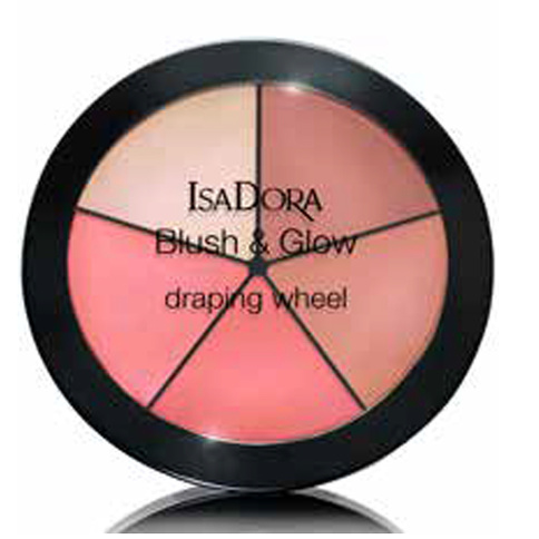 IsaDora Blush & Glow Draping Wheel 18g