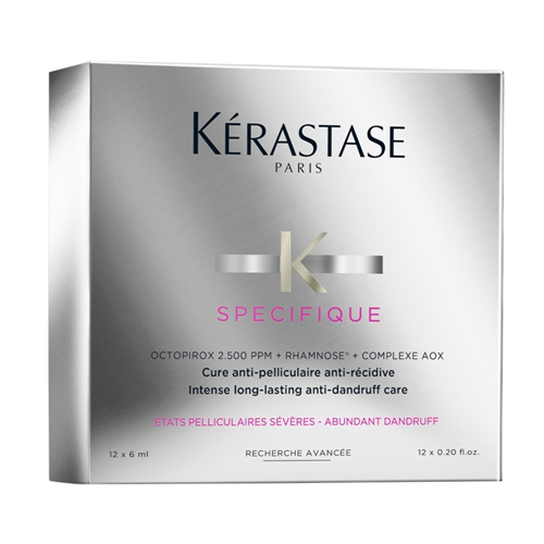 Kerastase Specifique Treatment Cure Anti Pelliculaire 12X6 ml