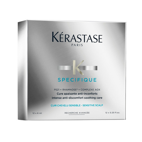 Kerastase SPÈCIFIQUE CURE APAISANT ANTI-INCONFORTS 12x6ML