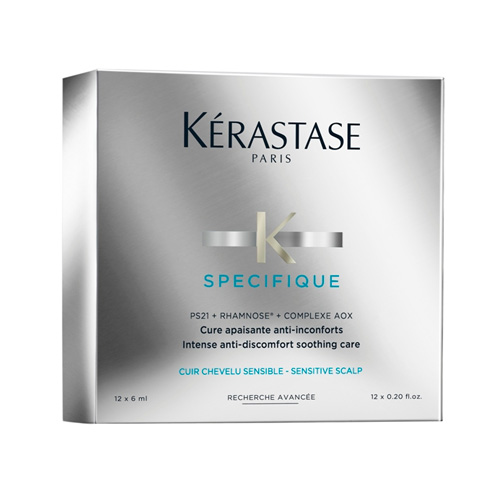 Kerastase Specifique Treatment Cure Apaisant Anti Inconforts 12X6 ml