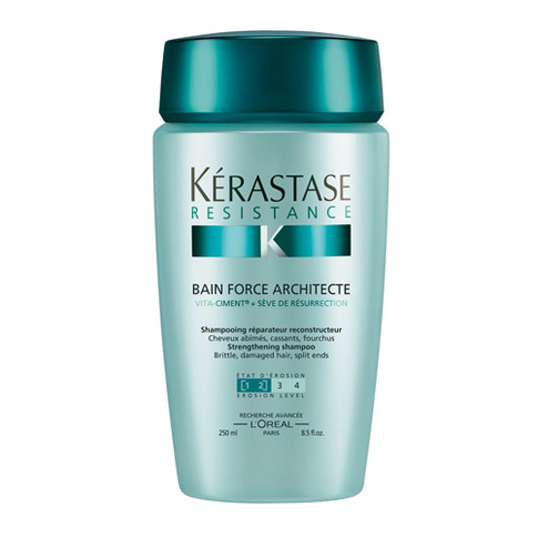 Kerastase RÉSISTANCE Shampoo BAIN FORCE ARCHITECTE 250 ML