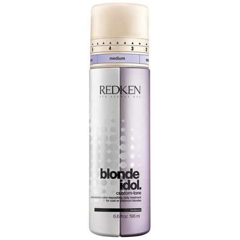 Redken Blonde Idol Custom-Tone Conditioner Violet 196 ml