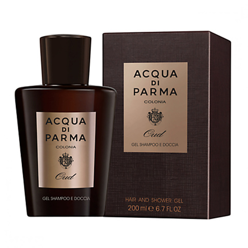 Acqua di Parma COLONIA OUD HAIR & SHOWER GEL 200 ML.