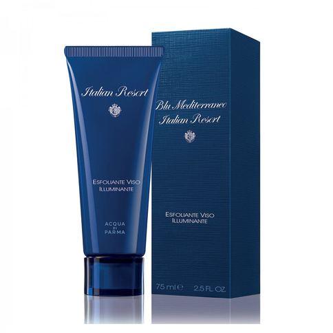 Acqua di Parma Italian Resort ILLUMINATING FACE EXFOLIANT 75 ML.