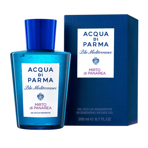 Acqua di Parma Blu Mediterraneo MIRTO SHOWER GEL 200 ML.