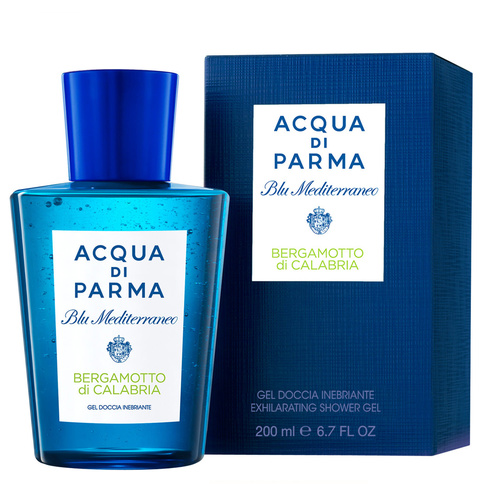 Acqua di Parma Blu Mediterraneo BERGAMOTTO SHOWER GEL 200 ML.