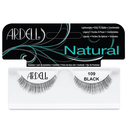 Ardell Fashion Lashes Natural Frans 109 Black