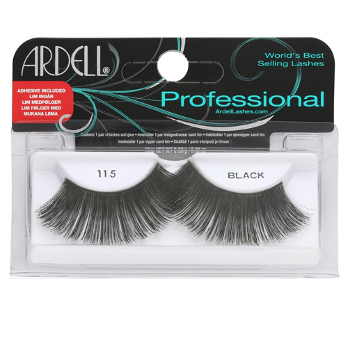 Ardell Fashion Lashes Professional Frans 115 Black