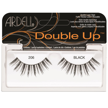 Ardell Double Up Lashes Frans 206 Black