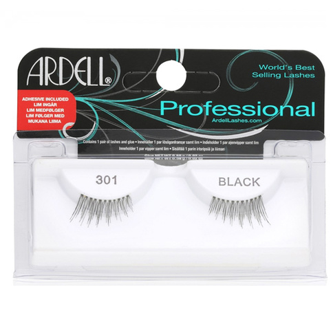 Ardell Accent Lashes Professional Frans 301 Black