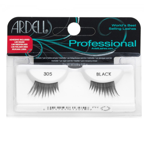 Ardell Accent Lashes Professional Frans 305 Black