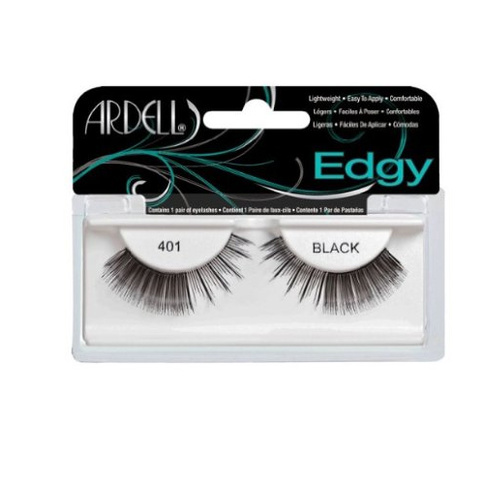 Ardell Accent Lashes Edgy Frans 401 Black