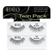 Ardell Twin Pack Frans 105 Black