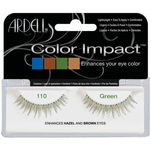Ardell Color Lash 110 green