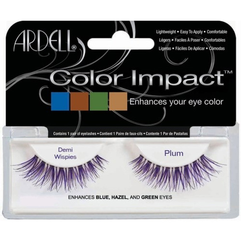 Ardell Color Lash Wispies Plum