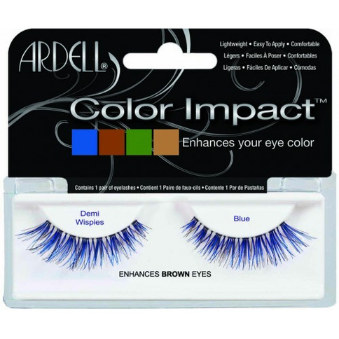 Ardell Color Lash Wispies Blue