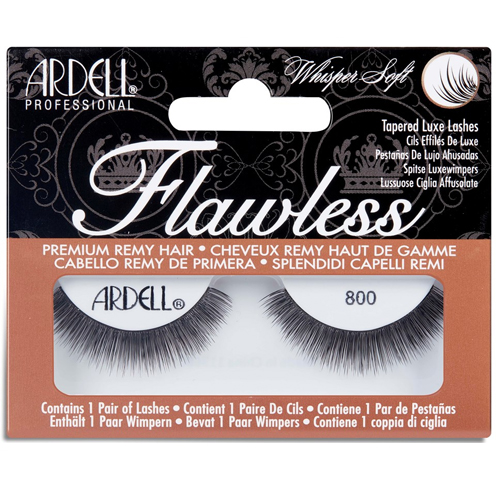 Ardell Flawless Lashes Whisper Soft Frans 800 Black