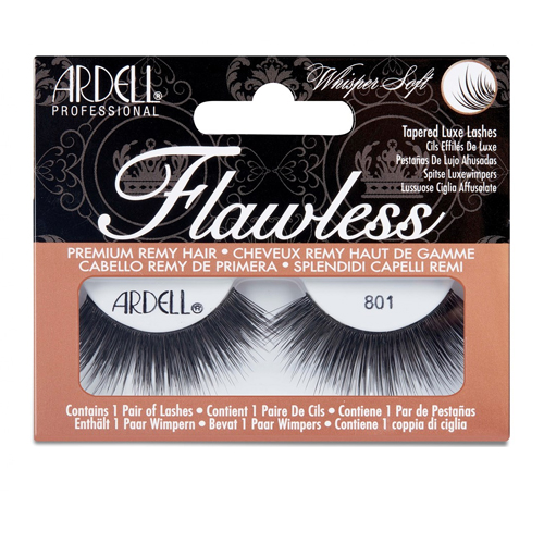 Ardell Flawless Lashes Whisper Soft Frans 801 Black