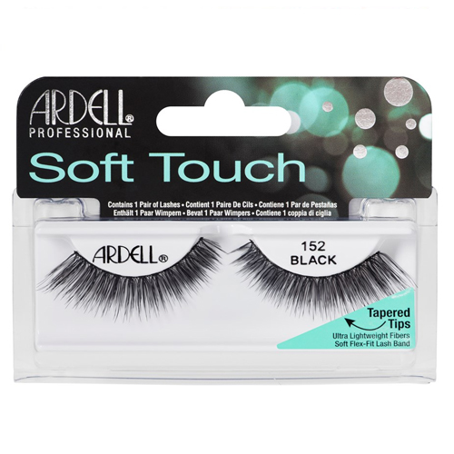 Ardell Fashion Lashes Soft Touch Lash Frans 152 Black